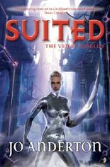 Suited (The Veiled Worlds)