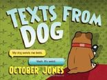 Texts from Dog by Jones, October on 25/10/2012 unknown edition