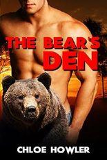 The Bear's Den (Paranormal BSDM Bear Shifter Romance Standalone)