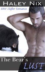 The Bear's Lust (Werebear Shifter Erotica)