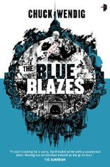 The Blue Blazes (Mookie Pearl Book 1)