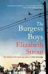 The Burgess Boys by Elizabeth Strout (2014) Paperback
