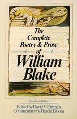 The Complete Poetry & Prose of William Blake (Edition Revised) by William Blake, David V. Erdman, Harold Bloom, William Goldin [Paperback(1997??]
