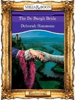 The De Burgh Bride (Mills & Boon Vintage 90s Historical)
