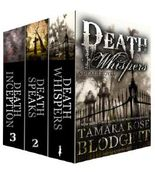The Death Bundle, Books 1-3: Death Whispers, Death Speaks and Death Inception (Dark Dystopian Fantasy)