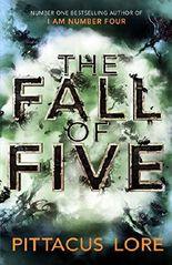 The Fall of Five: Lorien Legacies Book 4 (Lorien Legacies 4)
