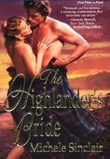 The Highlander's Bride (McTiernay Brothers)