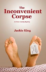 The Inconvenient Corpse (Grace Cassidy Mystery Book 1)