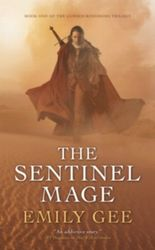The Sentinel Mage (The Cursed Kingdoms Trilogy)