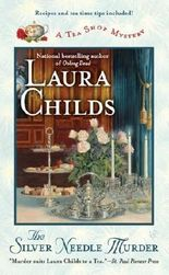 The Silver Needle Murder (A Tea Shop Mystery) Reprint by Childs, Laura (2009) Mass Market Paperback