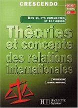 Théories et concepts des relations internationales