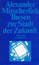 Thesen Zur Stadt Der Zukunft