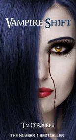 Vampire Shift (The Kiera Hudson Series One (Book One) 1)