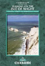 Walking on the Isle of Wight: Cicerone Press (Cicerone Walking Guides)