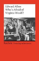 Who's Afraid of Virginia Woolf? by Albee, Edward (2000) Paperback
