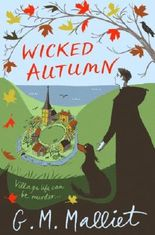 Wicked Autumn (Max Tudor 1)