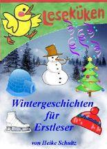 Wintergeschichten für Erstleser