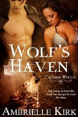Wolf's Haven (Multicultural Shifter Romance) (Caedmon Wolves)