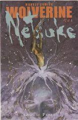Wolverine Netsuke Issue 1 of 4 November 2002