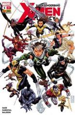 X- Men Sonderband: Legacy #5 (2013, Panini) ***Finalausgabe***
