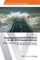 Zweckgesellschaft (Spe/Spv) in Der Ifrs Konzernbilanz