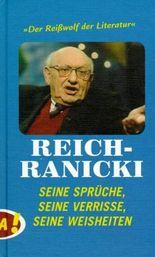 'Der Reißwolf der Literatur', Reich-Ranicki