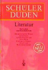 (Duden) Schülerduden, Die Literatur