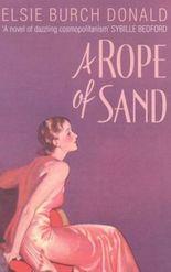 A Rope of Sand. Wie Sand im Wind, englische Ausgabe