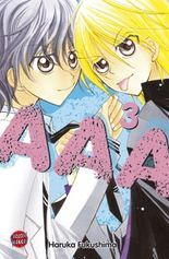 AAA, Band 3