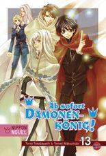 Ab sofort Dämonenkönig! (Nippon Novel), Band 13