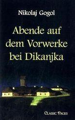 Abende auf dem Vorwerke bei Dikanjka