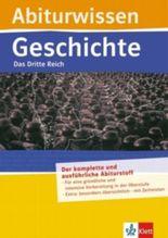 Abiturwissen Geschichte Das Dritte Reich