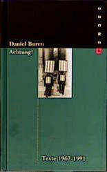 Achtung! Texte 1967 - 1991.