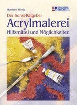 Acrylmalerei, Hilfsmittel und Möglichkeiten