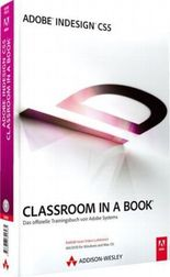 Adobe InDesign CS5 - Classroom in a Book