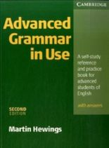 Advanced Grammar in Use / Edition with Answers