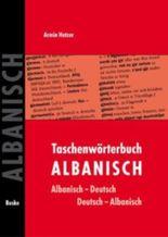 Albanisch-deutsches und deutsch-albanisches Taschenwörterbuch