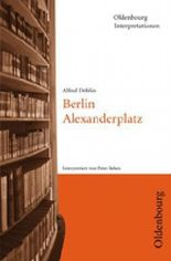 Alfred Döblin, Berlin Alexanderplatz