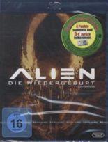 Alien 4, Die Wiedergeburt, Extended Version, 1 Blu-ray