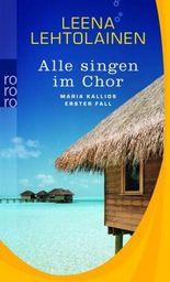 Alle singen im Chor
