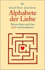 Alphabete der Liebe
