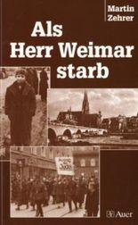 Als Herr Weimar starb