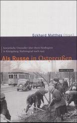 Als Russe in Ostpreußen