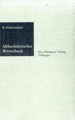 Althochdeutsches Wörterbuch