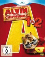 Alvin und die Chipmunks 1 & 2, 2 Blu-rays