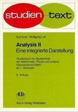 Analysis. Bd.2