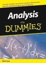 Analysis Fur Dummies