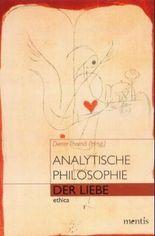 Analytische Philosophie der Liebe