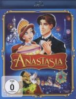 Anastasia, 1 Blu-ray