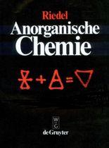 Anorganische Chemie, m. DVD-ROM
